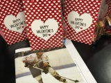 The Breckenridge Bucks: Valentine fun on the last regular home game series of the year